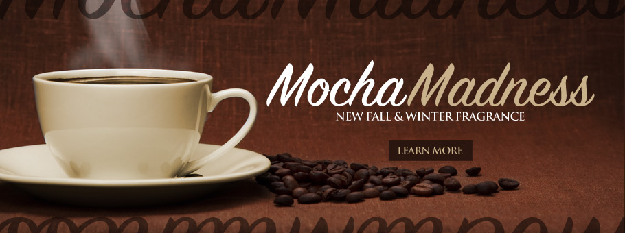 Mocha Madness for Fall & Winter