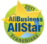 2011 AllBusiness AllStar Franchises