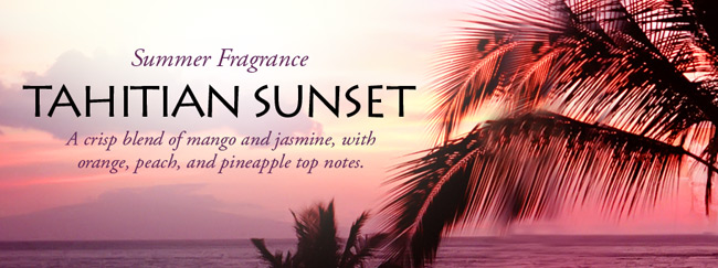 Tahitian Sunset Fragrance