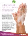 Spanish Hand Care Flyer