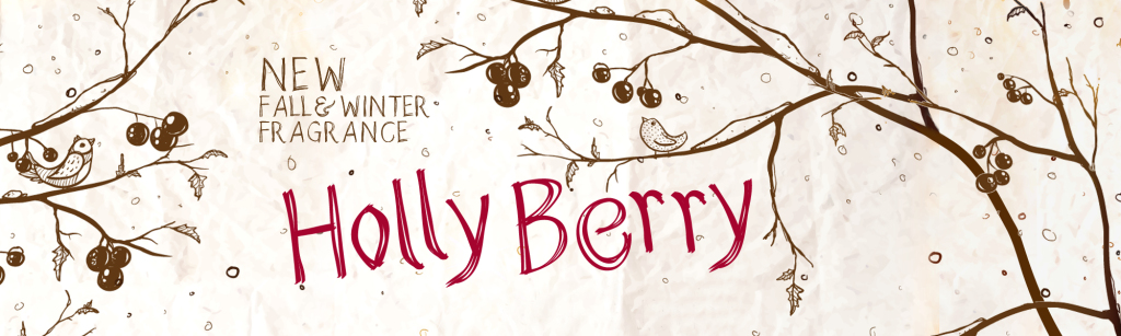 Holly Berry Holiday Fragrance