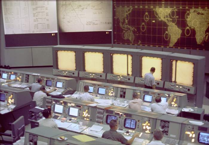 Gemini Mission Control