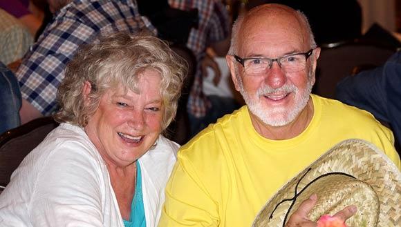 Joan and Warren Ott 2016
