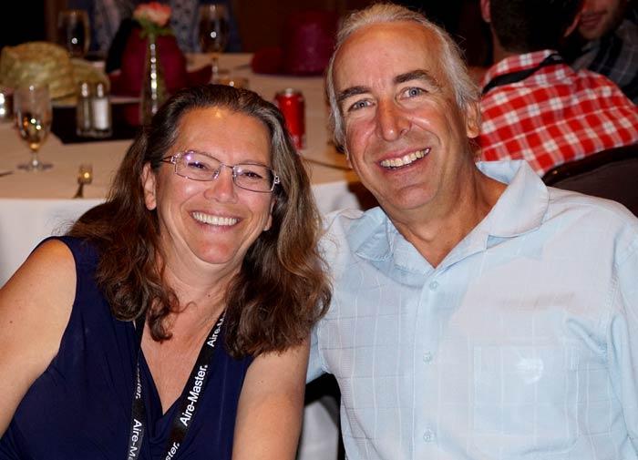 John and Melanie Michalik, Aire-Master of Delmarva