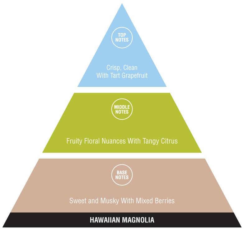 Hawaiian Magnolia (exotic fragrances)