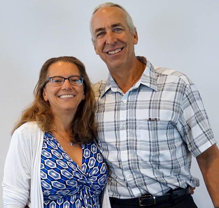 Melanie and John Michalik