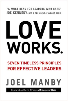 Love Works. by Joel Manby