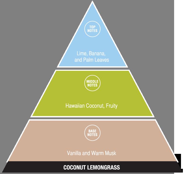 Coconut Lemongrass (exotic fragrances)