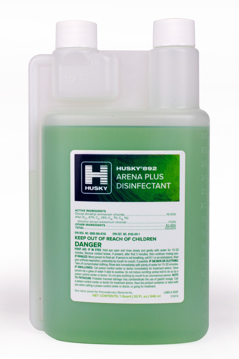 Husky® 892 Arena Plus Disinfectant