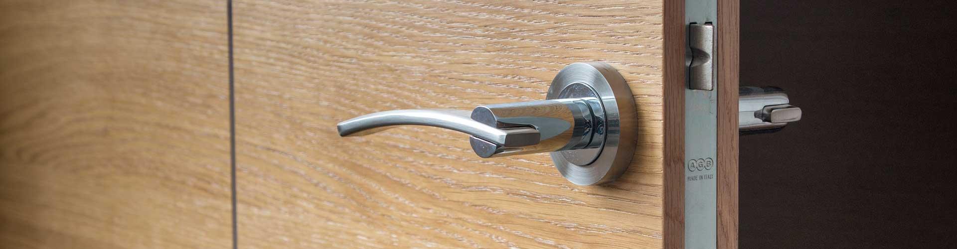 Office door handle