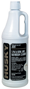 Husky 235 Non-Acid Restroom Cleaner