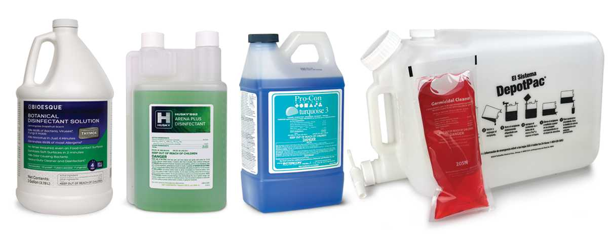 Aire-Master Disinfectants