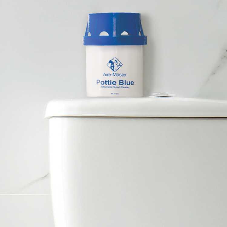 Aire-Master Pottie Blue