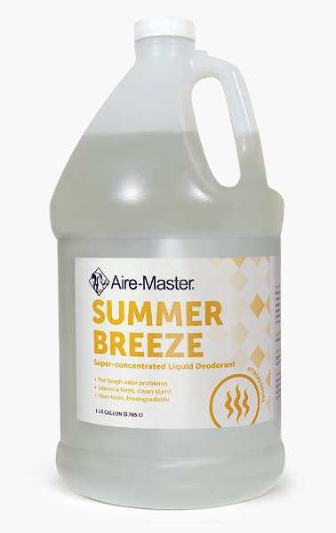 Summer Breeze Concentrated Liquid Deodorant